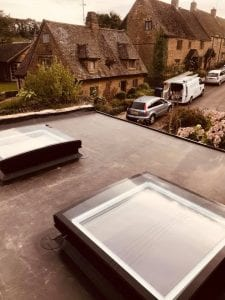 EPDM Flat roofing in Banbury, by Cotswold Flat Roofing